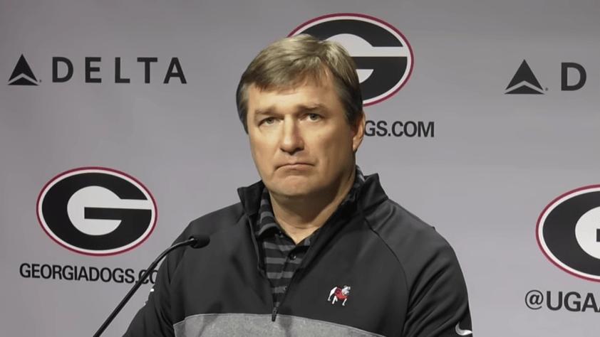 Kirby Smart-Georgia Bulldogs-Georgia football-SEC football-CFP-College Football Playoff