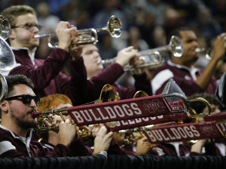 Mississippi State's Fight Song is called Hail State.